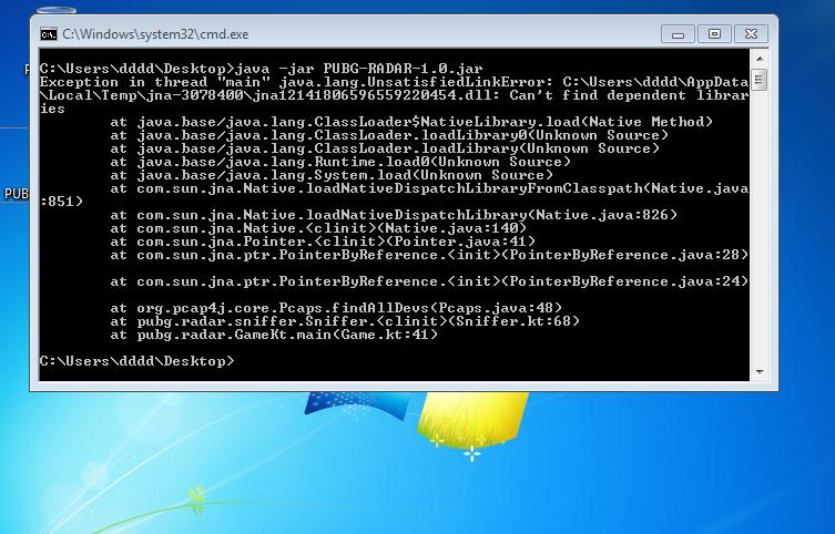 PUBG Open Source Network Radar   High-Minded